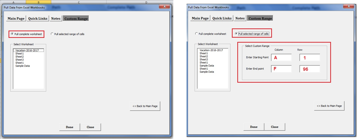 Workbooks how to pull data from another workbook in excel : Excel 2 Excel – Excel & Access – A perfect team