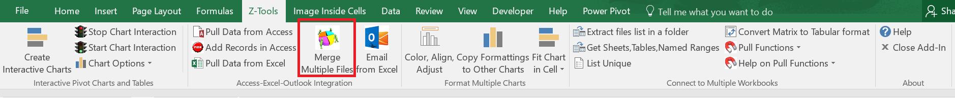 Combine Multiple Workbooks – Power BI & Excel are better